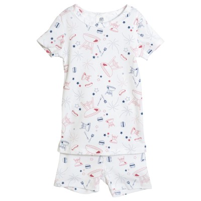 Short Sleeve/Short Pajama Set