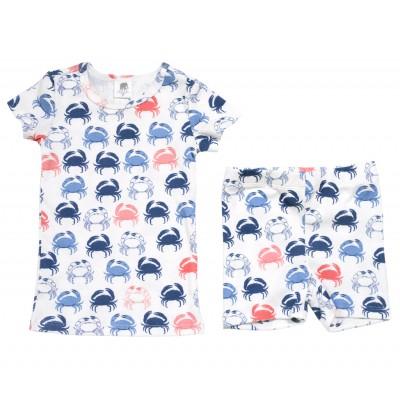 Short Sleeve/Short Pajama Set