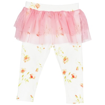 Legging with Tulle