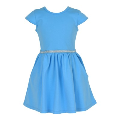 Cap Sleeve Twirl Dress