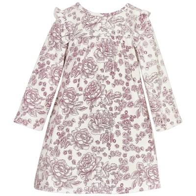 Long Sleeve Baby Dress