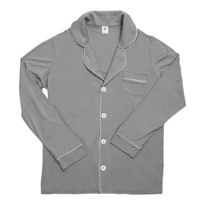 Womens Button Down Sleep Shirt