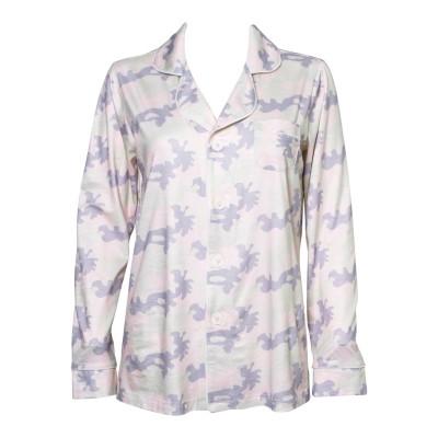 Ladies Button Down Pajama Top
