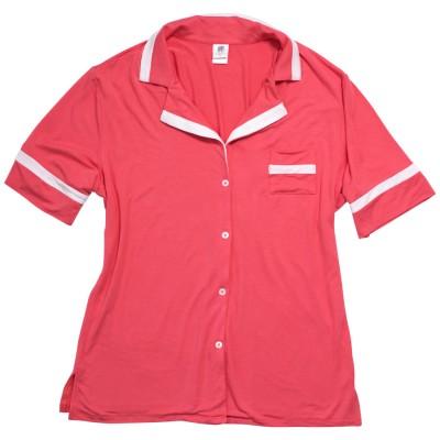 Womens Short Sleeve Sleep Shirt