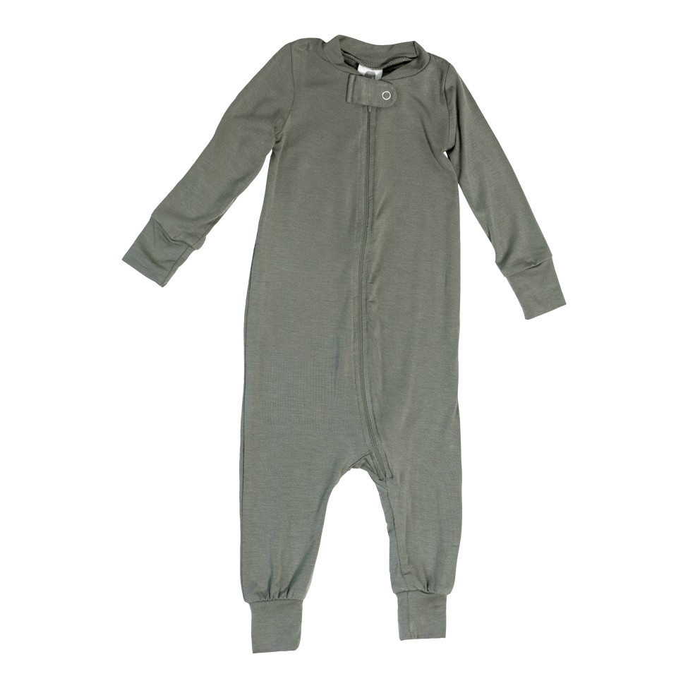 Full Zip Footless Coverall