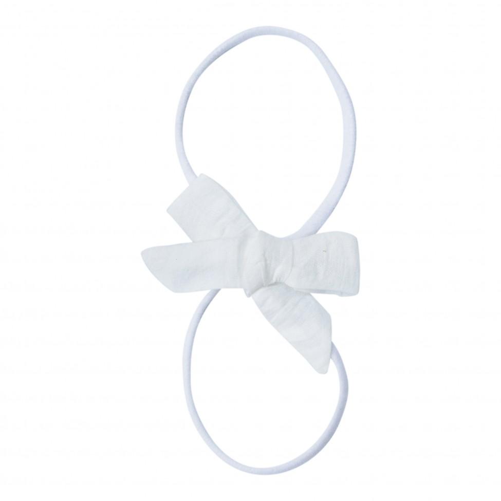 Bow Thin Strap Headband
