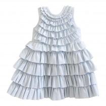 Tiered Knit Dress - Final Sale