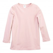 Long Sleeve Fitted Tee Shirt