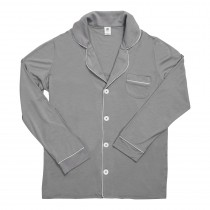 Womens Button Down Sleep Shirt