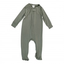 Full Zip Footed Coverall