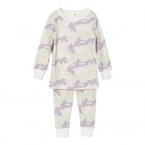 Long John Pajama Set - Final Sale