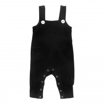Harem Knit Overall - French Terry