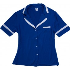 Womens Short Sleeve Sleep Shirt