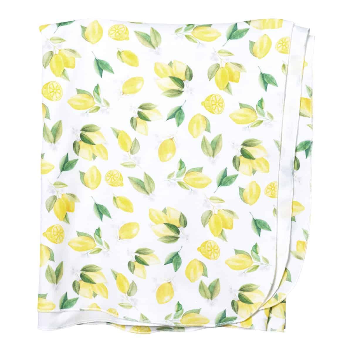 Stroller-n-Swaddle blanket in Lemon